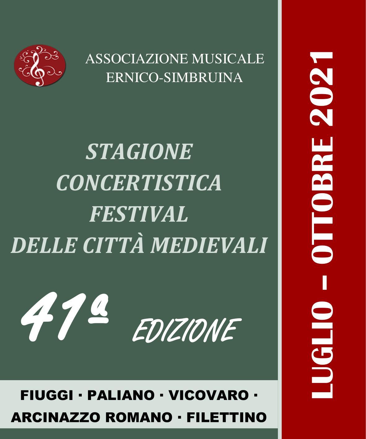 Bozza 6 Libretto (Programma) Festival Città Medievali 2021
